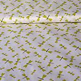 Textil - Jarná kolekcia-vážka - 7909232_