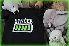 Detské oblečenie - Synček-duracel - 7912504_