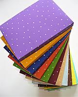Krabičky - bodkované krabičky na želanie - 7909885_