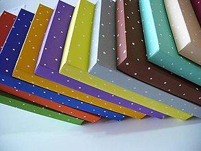 Krabičky - bodkované krabičky na želanie - 7909882_