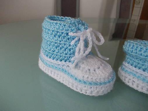 f6406f562ce31 Háčkované tenisky detské))) / Niko74 - SAShE.sk - Handmade Topánočky
