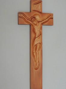 Socha - svadobný krížik - 7910748_