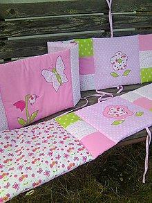 Textil - farebné hniezdočká - 7909912_