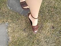 Obuv - barefoot sandalky - 7910251_