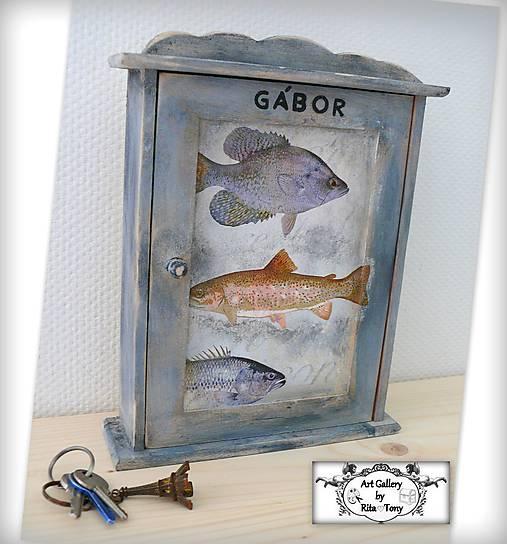 Dareky pre rybrov