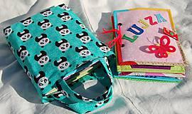 Iné tašky - taška na Quiet Book - 7912637_