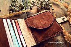 Tašky - Peňaženka pre šrácov III.  - 7916848_