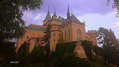 Fotografie - Bojnice II. - 7916857_