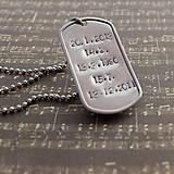 Šperky - Pre mužov, ktorí milujú  - 7915209_