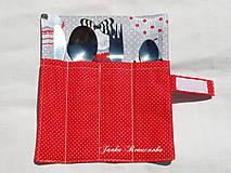 Úžitkový textil - príborník - 7916444_