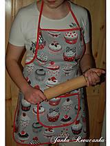Úžitkový textil - mafinky - 7916520_