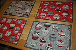 Úžitkový textil - prestieranie mafinka - 7916635_