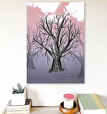 Obrázky - Stromy a obloha - 7916727_