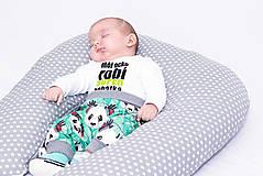 Textil - Vankúš na dojčenie a polohovanie bábätka - 7920669_
