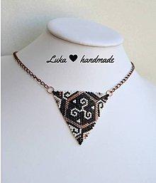 Náhrdelníky - Orient náhrdelník - 7917787_