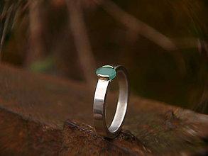 Prstene - Jednoduchosť - prsteň - 7920692_
