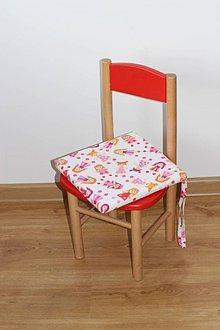Úžitkový textil - Detský podsedák - 7919408_