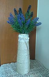 Natur - váza vysoká (set k nízkym)