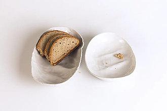 Nádoby - Porcelánová chlebomiska - 7920464_