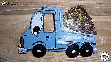 Magnetky - Magnetka - auto nakladné - 7920626_