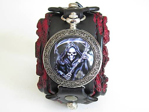 0651692e0 Rokerské hodinky, gothické hodinky, vreckové hodinky / leon - SAShE ...
