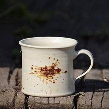Nádoby - Hrnek Kostka 300ml - Vůně kávy - 7920350_