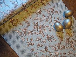 Úžitkový textil - Štóla jarná 2 - 7919712_