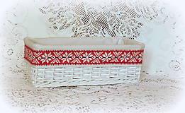 Košíky - Košík ľudový - 7919188_