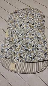 Textil - Vak na spanie SLONÍK s poduškou - 7924068_