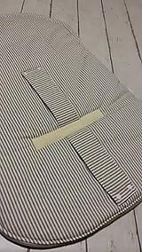 Textil - Vak na spanie SLONÍK s poduškou - 7924070_