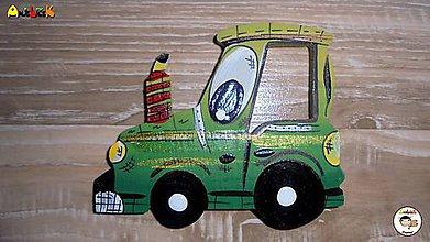 Magnetky - Magnetka - traktor - 7925067_
