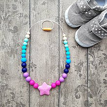 e28ebc07b ŽUŽLEME - náhrdelníky ako pomôcka pri dojčení a prerezávaní prvých ...