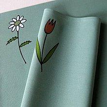 Úžitkový textil - KVĚTINKOVÉ - prostírání - 7921764_