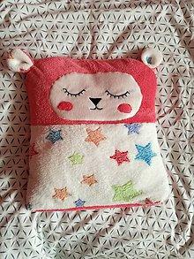 Textil - Macikovy vankúšik - 7922181_