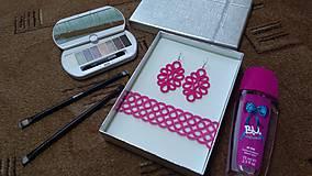 Sady šperkov - Pink - 7924185_