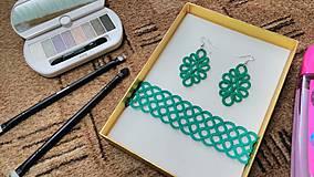 Sady šperkov - Green - 7924197_