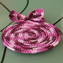 Úžitkový textil - Stojan na pohár - 7923450_