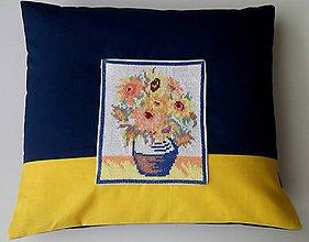 Úžitkový textil - pohánkovo špaldový vankúšik - 7923748_