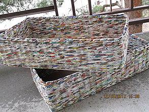 Košíky - Šuflíky - color.. - 7923156_