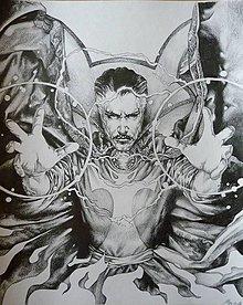 Kresby - Doctor Strange - 7924871_