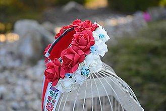 Ozdoby do vlasov - AKCIAna čepčenie by michelle flowers - 7926757_