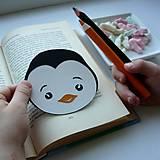 Pingu do knižky...