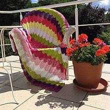 Úžitkový textil - pléd no.3 - 7929692_