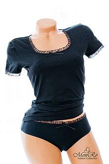 Tričká - Dámske tričko - 7926100_
