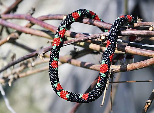e5f24b24c Náhrdelník s motívom ruže / Cukorpalantak - SAShE.sk - Handmade ...