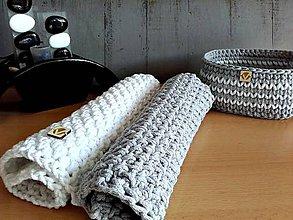 Úžitkový textil - Prestieranie obdĺžnik Nordic Day bavlna - 7928169_