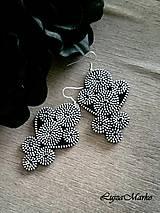 Náušnice - Zipper náušnice - 7928751_