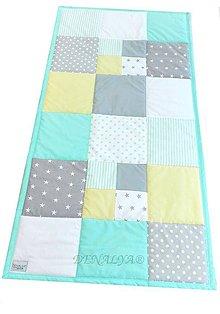 Textil - Prehoz MINT 120x60cm - 7933227_