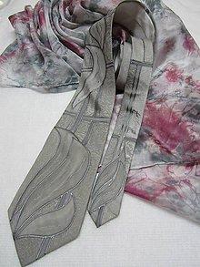 Doplnky - Hodvábna kravata - 7934193_