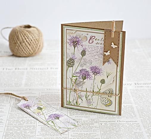 Papiernictvo - Natur pozdrav - Botanical V - 7930472_